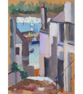 Bethesda Hill, St Ives by...
