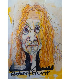 Robert Plant by Julian...