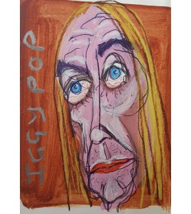 Iggy Pop by Julian...