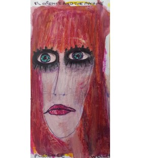 Florence Welch by Julian...