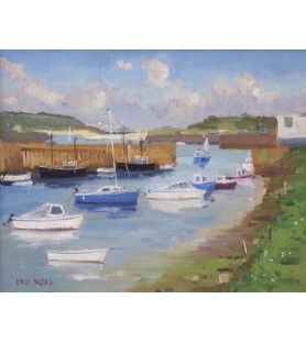 Hayle Harbour by Eric Ward